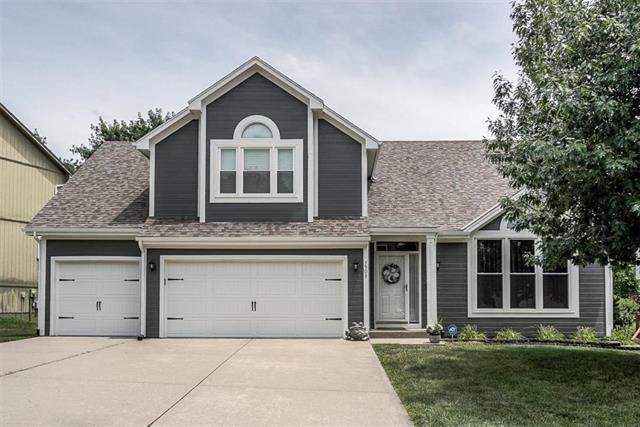 7503 N Palmer Avenue, Kansas City, MO 64158 (#2229080) :: House of Couse Group