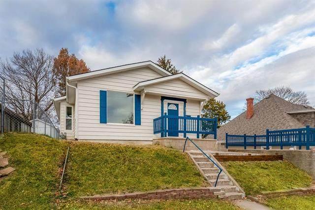 2311 Edmond Street, St Joseph, MO 64501 (#2229096) :: Ron Henderson & Associates