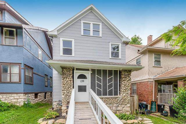 139 Spruce Avenue, Kansas City, MO 64123 (#2229140) :: House of Couse Group