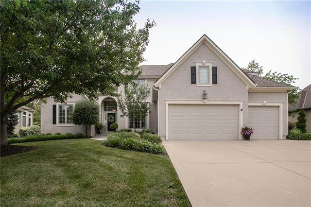 4509 W 140th Street, Leawood, KS 66224 (#2229149) :: The Gunselman Team