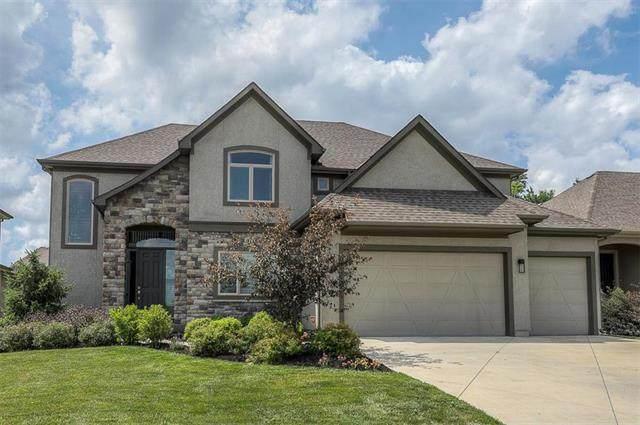 20945 W 115th St Street, Olathe, KS 66061 (#2229297) :: Five-Star Homes