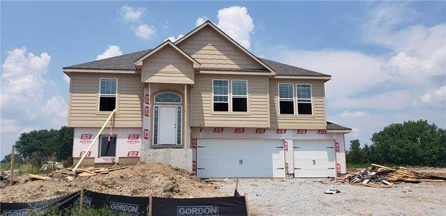 200 NE Jensen Street, Grain Valley, MO 64029 (#2229355) :: House of Couse Group