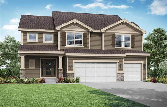 18912 Skyview Lane, Spring Hill, KS 66083 (#2229478) :: House of Couse Group