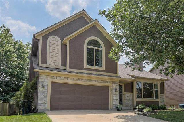 21213 W 55TH Terrace, Shawnee, KS 66218 (#2229514) :: House of Couse Group