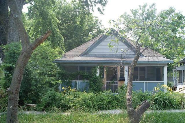136 Allcutt Avenue, Bonner Springs, KS 66012 (#2229540) :: House of Couse Group