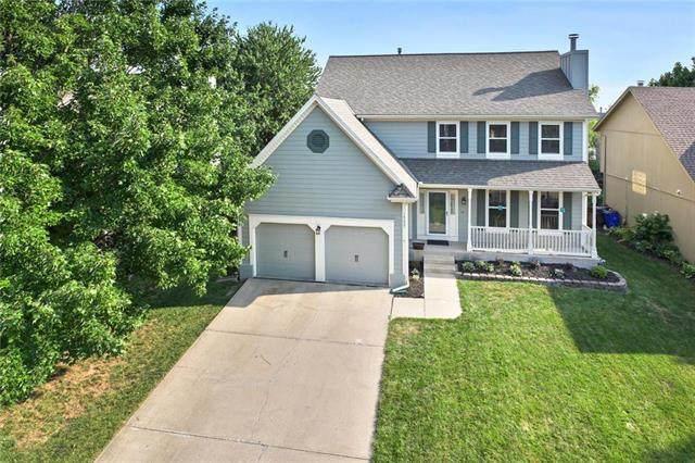 14227 W 121st Street, Olathe, KS 66062 (#2229569) :: House of Couse Group