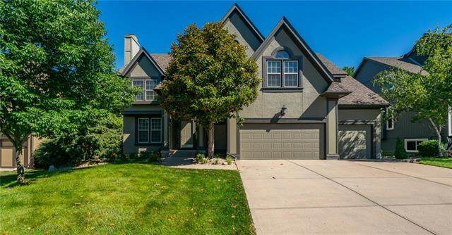 8500 W 131ST Street, Overland Park, KS 66213 (#2229603) :: House of Couse Group