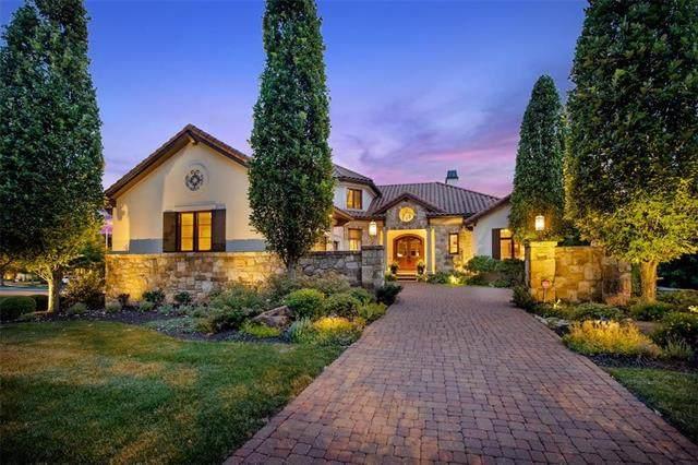 3243 W 138th Terrace, Leawood, KS 66224 (#2229630) :: Ron Henderson & Associates