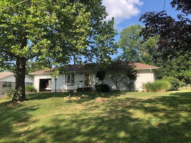 805 S Heylman Street, Fort Scott, KS 66701 (#2229647) :: House of Couse Group