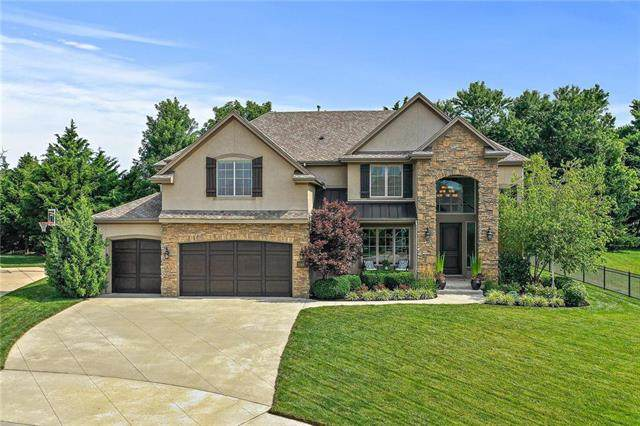 11568 S Carbondale Street, Olathe, KS 66061 (#2229663) :: House of Couse Group