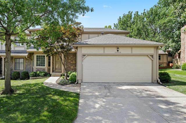 11015 W 96th Terrace, Overland Park, KS 66214 (#2229678) :: House of Couse Group