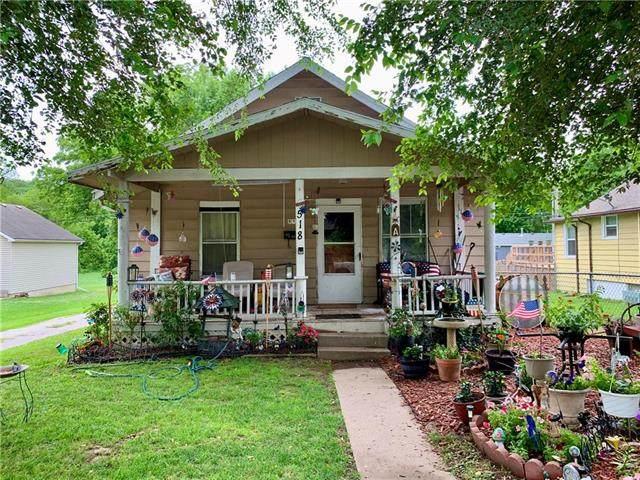 518 S Brookside Avenue, Independence, MO 64053 (#2229708) :: Eric Craig Real Estate Team