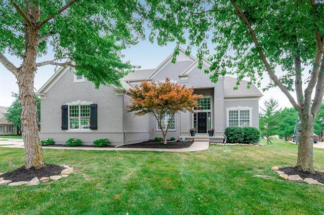 3841 W 143rd Terrace, Leawood, KS 66224 (#2229888) :: The Gunselman Team