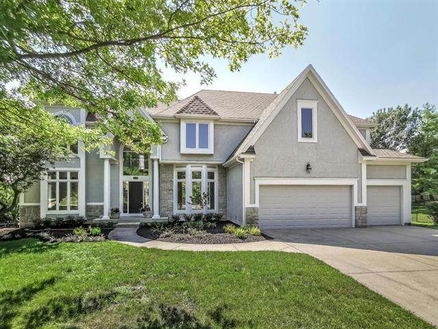 4381 W 150th Place, Leawood, KS 66224 (#2229899) :: The Gunselman Team