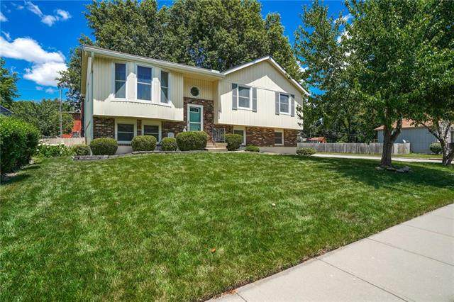 16002 W 154 Terrace, Olathe, KS 66062 (#2229915) :: Ron Henderson & Associates