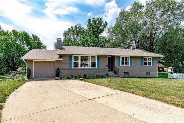 6613 NW Chinquapin Court, Kansas City, MO 64151 (#2229933) :: Eric Craig Real Estate Team