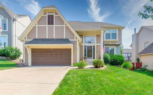 8101 W 144 Terrace, Overland Park, KS 66223 (#2229940) :: The Gunselman Team