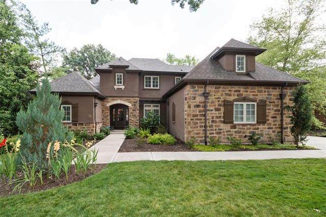 2813 W 91st Street, Leawood, KS 66206 (#2229950) :: Jessup Homes Real Estate | RE/MAX Infinity
