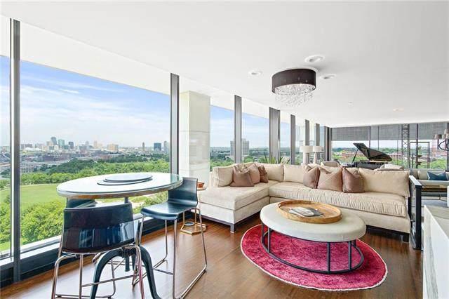 700 W 31St Street #1003, Kansas City, MO 64108 (#2230207) :: Dani Beyer Real Estate