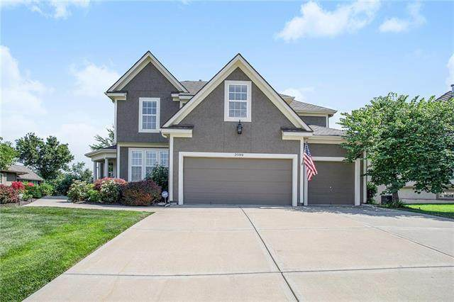 2099 W 162nd Terrace, Stilwell, KS 66085 (#2230223) :: The Shannon Lyon Group - ReeceNichols