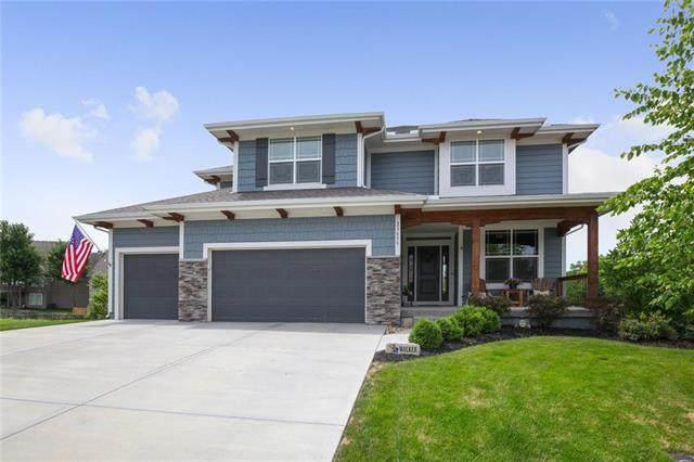 23895 W 125th Terrace, Olathe, KS 66061 (#2230317) :: Audra Heller and Associates