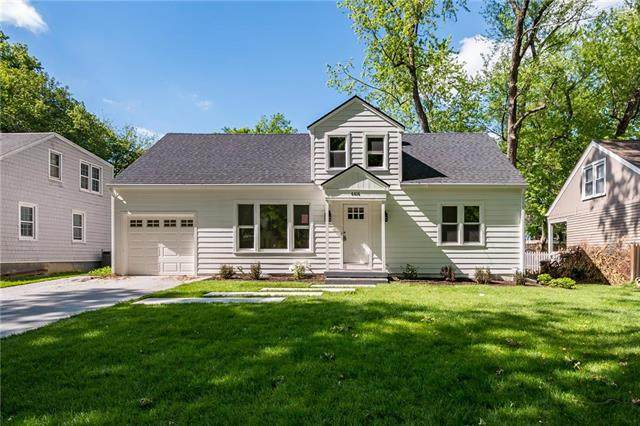4414 W 62nd Terrace, Fairway, KS 66205 (#2230350) :: House of Couse Group