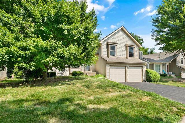 12802 W 108th Street, Overland Park, KS 66210 (#2230353) :: House of Couse Group