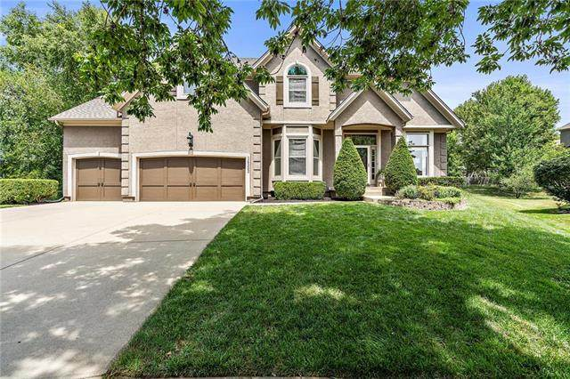 14303 Woodward Street, Overland Park, KS 66223 (#2230361) :: House of Couse Group