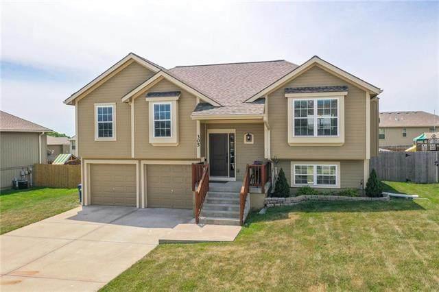 305 NE 192nd Terrace, Smithville, MO 64089 (#2230363) :: Audra Heller and Associates