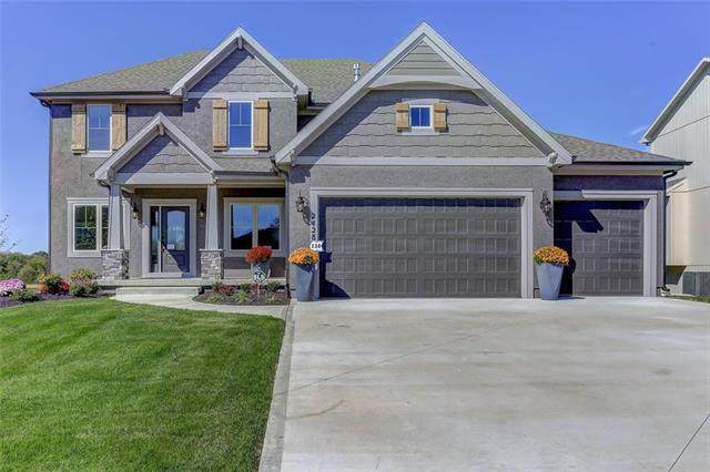 1828 SW River Run Drive, Lee's Summit, MO 64082 (#2230365) :: Ask Cathy Marketing Group, LLC