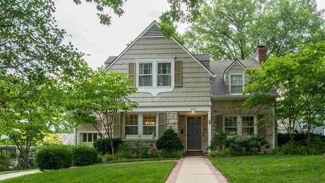 6817 Cherry Street, Kansas City, MO 64131 (#2230415) :: House of Couse Group