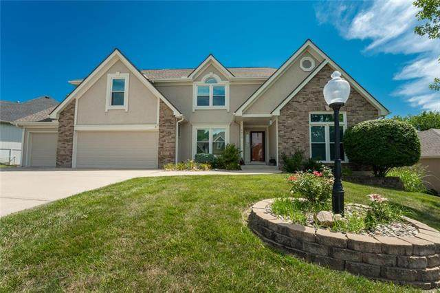 6815 N Charleston Drive, Kansas City, MO 64119 (#2230572) :: Ron Henderson & Associates