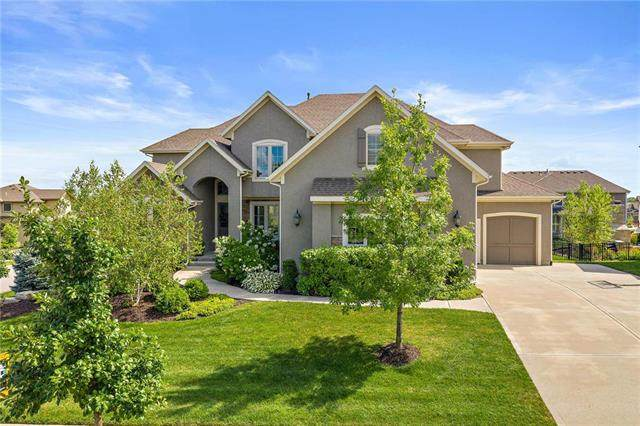 12301 W 162nd Street, Overland Park, KS 66221 (#2230588) :: House of Couse Group