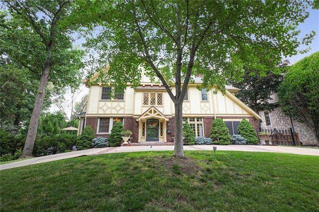 2120 Brookwood Road, Mission Hills, KS 66208 (#2231053) :: Five-Star Homes