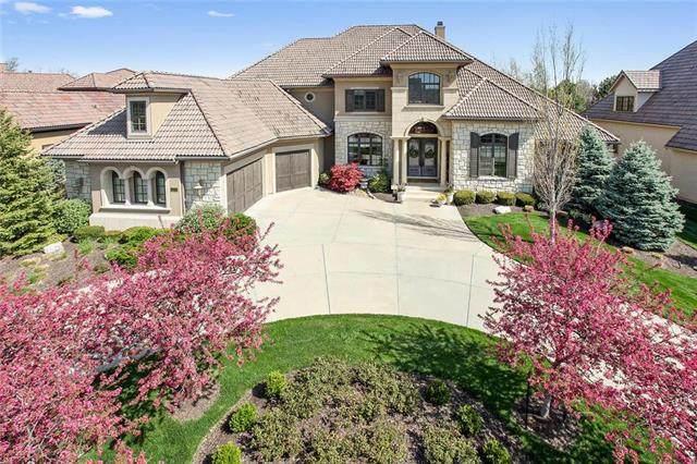 12714 W 160th Terrace, Overland Park, KS 66062 (#2231324) :: House of Couse Group