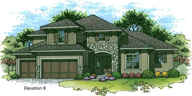 15609 Delmar Street, Overland Park, KS 66224 (#2231356) :: Edie Waters Network