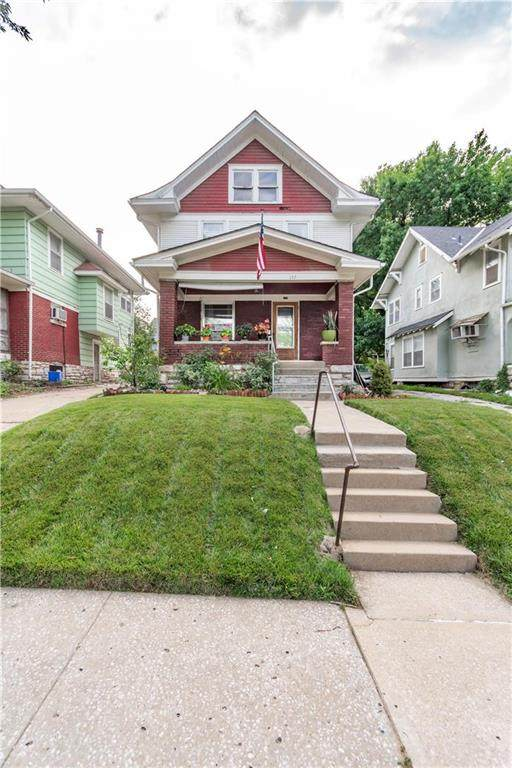 132 N Chelsea Avenue, Kansas City, MO 64123 (#2231964) :: Beginnings KC Team
