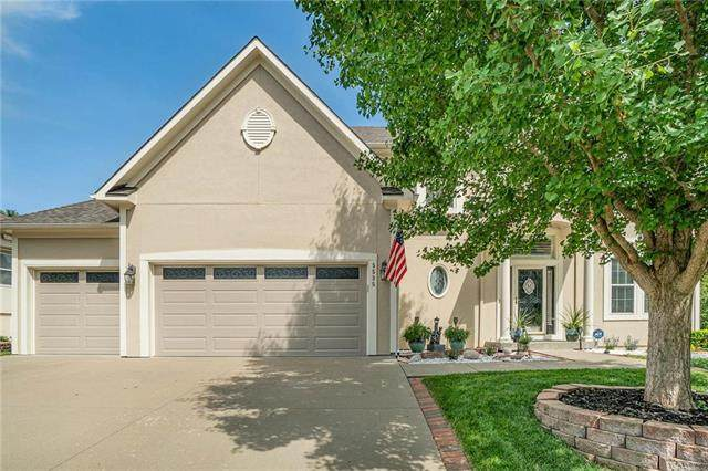 5535 NW 80th Terrace, Kansas City, MO 64151 (#2232206) :: Jessup Homes Real Estate | RE/MAX Infinity