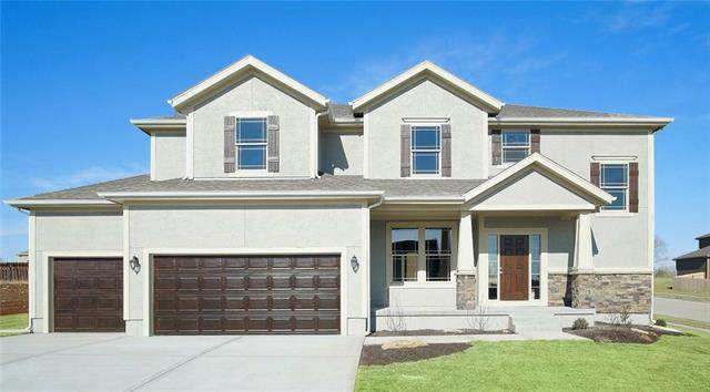 2988 W Sitka Drive, Olathe, KS 66061 (#2232459) :: House of Couse Group