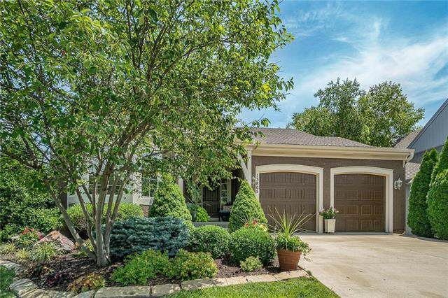 13805 W 141ST Terrace, Olathe, KS 66062 (#2232487) :: Ask Cathy Marketing Group, LLC