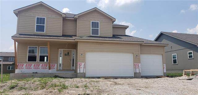 1614 NE Crumley Street, Grain Valley, MO 64029 (#2232527) :: House of Couse Group