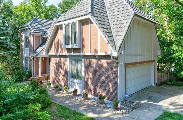 4122 NE Edgewater Court, Lee's Summit, MO 64064 (#2232766) :: Five-Star Homes