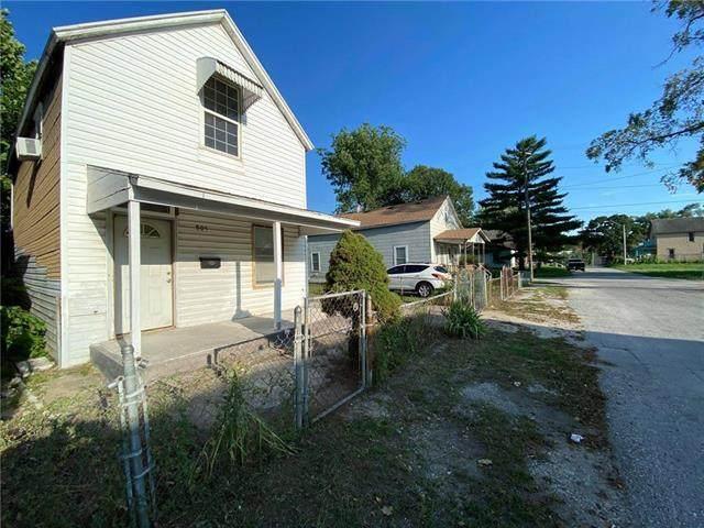 805 N N Kansas Avenue, Kansas City, MO 64120 (#2233076) :: House of Couse Group