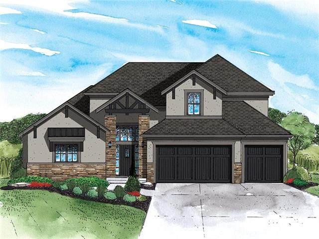 24159 W 92nd Street, Lenexa, KS 66227 (#2233466) :: House of Couse Group