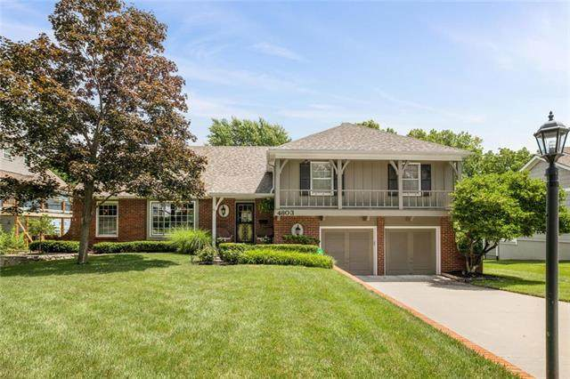 4803 Neosho Lane, Roeland Park, KS 66205 (#2233493) :: House of Couse Group
