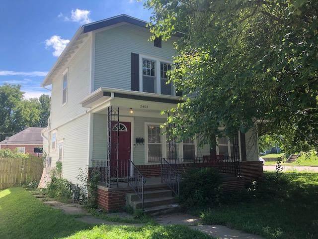 2402 Felix Street, St Joseph, MO 64501 (#2233506) :: House of Couse Group