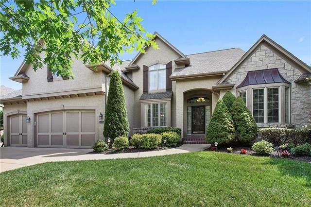 14805 Rosewood Drive, Leawood, KS 66224 (#2233558) :: Ron Henderson & Associates