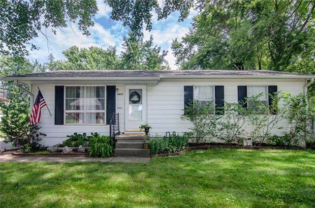 5411 University Avenue, St Joseph, MO 64503 (#2233696) :: Five-Star Homes