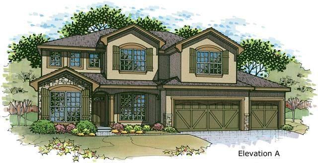 4410 W 158TH Terrace, Overland Park, KS 66224 (#2233734) :: Edie Waters Network