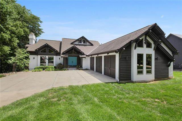 7919 NW Westside Drive, Weatherby Lake, MO 64152 (#2233834) :: House of Couse Group